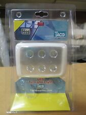 TACO MARINE LED SPREADER LIGHT-WATERPROOF-STAINLESS STEEL BRACKET #F38-4500WHA-1