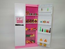 Barbie Size Dollhouse Furniture refridgerator New