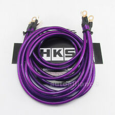 5 Point Grounding Kit Super Power Earth Cable Wire Performance Universal Purple