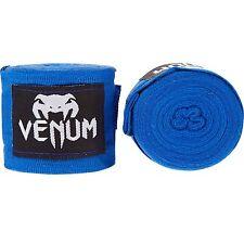 "Venum Boxbandagen ""Kontact 2,5m"" 0430. blau. Hand Wraps. Boxen. Kickboxen. Thai."