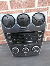 Mazda 6 Radio Stereo CD Player 6 Disc Changer GP9E66DSX Genuine