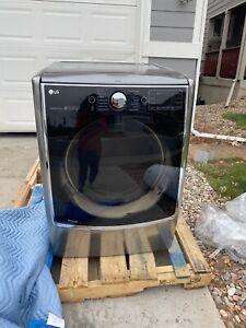 Lg TurboSteam Dryer DLGX9001V
