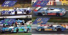 Calcas Matra MS 670 Le Mans 1973 10 11 12 1:32 1:43 1:24 1:18 MS670 decals