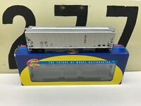 Athearn Ho Scale XTRA 54' FMC Covered Hopper RD # 77047 RTR NOS