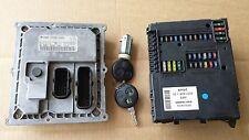 body computer kit centraline sam+ centralina motore+chiavi smart fortwo 450