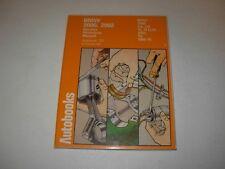 1966 - 1975 BMW 2000 & 2002 Models Owner's Workshop Service Manual