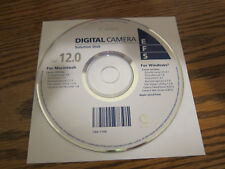 Canon digital camera solution disk Cd ver.12.0