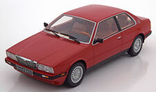 Minichamps 1982 MASERATI BITURBO COUPE Red Color 1/18 Scale Brand New!