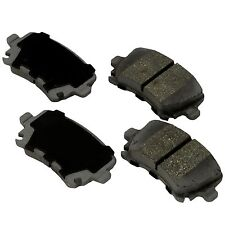 Rear Brake Pads for AUDI VOLKWAGENA3 A4 TT Bora Golf Jetta Passat EOS