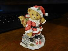 Cherished Teddies Nickolas You'Re At The Top Of My List 1995