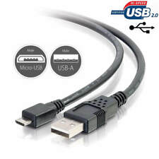 USB Charger Data Câble Cable Cord For Sony Alpha a6000 ILCE-6000 L 6000B Camera