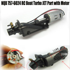 Hot Sale Electric NQD 757-6024 RC Boat Turbo JET Replacement Part w/ 390 Motor D
