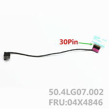 New For Lenovo Thinkpad L440 Lcd Lvds Cable EDP 50.4LG07.002 04X4846