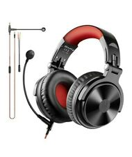 * ONEODIO BLUETOOTH OVER EAR GAMING HEADPHONES * WIRELESS & WIRED FOR GAMING *