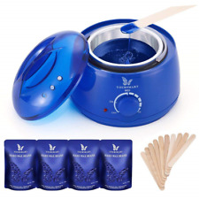 YOURSMART Wax Warmer Hair Removal Waxing Kit for Women and Man Eyebrow, Face, -