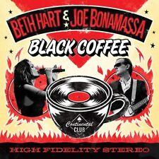 BETH HART / JOE BONAMASSA - BLACK COFFEE - 2LP BLACK VINYL NEW SEALED 2018