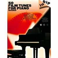 Dip In - 50 Graded Film Tunes for Piano - Klaviernoten [Musiknoten]