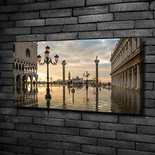 Leinwandbild Kunst-Druck 100x50 Bilder Venedig Italien