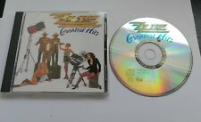 ZZ Top ‎– Greatest Hits + INSERT - 1992 MADE IN GERMANY - 7599-26846-2