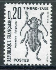 Timbres faune, sur insectes