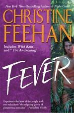 Fever by Christine Feehan (English) Paperback Book