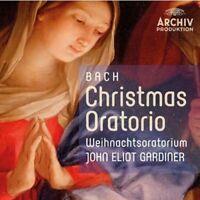 English Baroque Soloists John Eliot Gardiner - Bach: NAVIDAD Oratori NUEVO CD