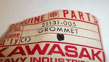 Kawasaki OEM new grommet 21131-005 Eliminator 125 454LTD Vulcan 500  #4709