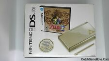 DS Lite - Zelda Triforce DS - New & Sealed