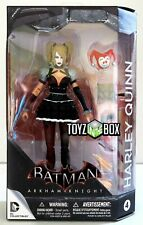 In STOCK DC Collectibles Batman Arkham Knight Harley Quinn Action Figure