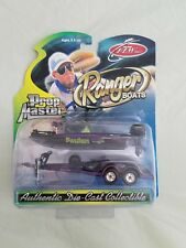 Prop Master Ranger Boats Poulan Wild Diecast Boat & Trailor 1:43 NIB Collectible
