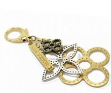 Louis Vuitton Key Ring Bijoux Sac Tapage Charm Gold X Silver  Excellent Cond Bag