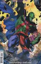 JUSTICE LEAGUE #2 JIM LEE VARIANT COVER SCOTT SNYDER MARTIAN MANHUNTER NEW 1
