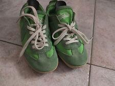 Buffalo Schuhe Gr 37 Grün