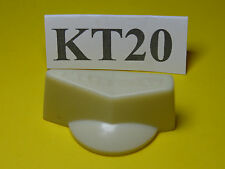 VINTAGE MARK TIME CLOCK REPLACEMENT PART TIMER KNOB IVORY 35C1 35 C1 RARE NOS