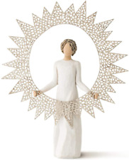 Willow Tree Starlight Tree Topper Sentiment Sculpted Hand-Painted Figure Decor