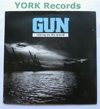"""GUN - Taking On The World - Excellent Condition 7"""" Single A&M AM 541"""