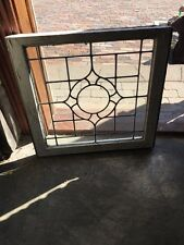 "Sg 667 Antique Portal Design Window 23.5 X 24.5"""