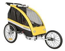 NEW WeeRide Deluxe Trailer Bike Cycle Jogger Stroller -Everything Is In The Box