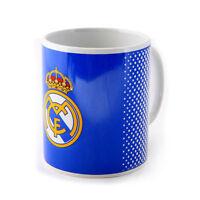 Real Madrid Official Football Team Fade Design Ceramic Mug Cup Tea Coffee