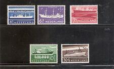 Nederland    Nummer  688/692   Postfris.