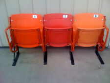 Atlanta-Fulton County Stadium Seats - 3 COLOR (Red, Orange, Light Orange)