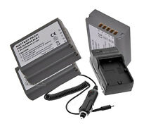 New 4pcs BLN-1 BLN1 BCN-1 Batteries and charger For Olympus OM-D E-M5 EM5 camera