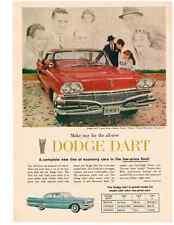 1960 DODGE DART - SENECA / PIONEER / PHOENIX  ~  NICE ORIGINAL PRINT AD