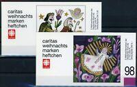 Bund Caritas Markenheftchen 1998 mit MiNr. 2023-24 postfrisch MNH (E569