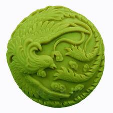silicone soap molds for handmade Craft DIY bird Phoenix 137