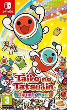 Nintendo Switch Taiko No Tatsujin: Drum'n Fun precintado