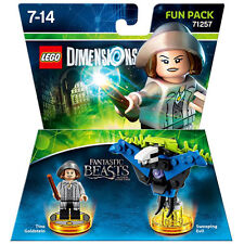 Lego dimensions Fun Pack Fantastic Animal Creature 71257 platform independent NEW