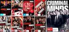 Criminal Minds Season 1 2 3 4 5 6 7 8 9 : NEW DVD