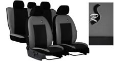 Universal Eco-Leather Set Car Seat Covers for TOYOTA AVENSIS / TUNDRA / STARLET