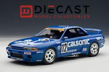 AUTOART 89080 NISSAN SKYLINE GT-R (R32) GROUP A 1990 CALSONIC#12,SPECIAL ED 1:18